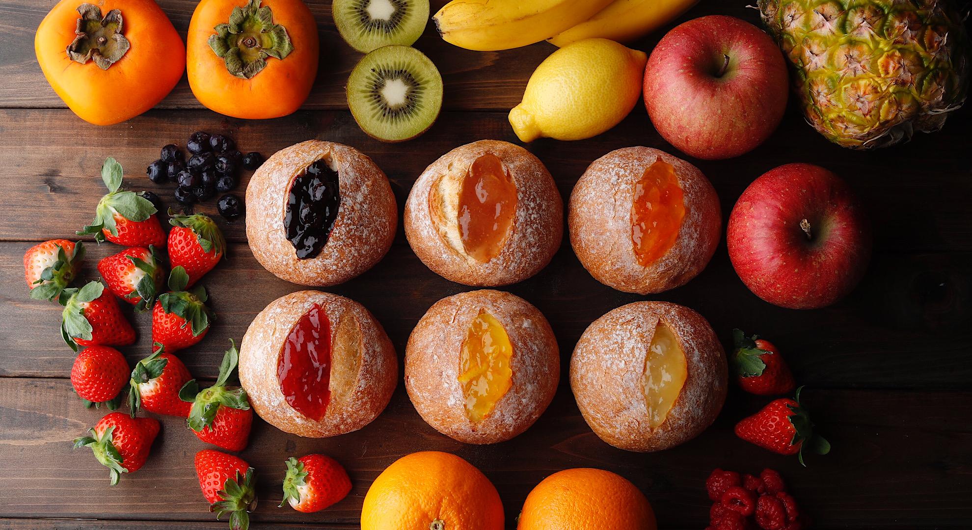 パンブームの新顔「大人のジャムパン専門店」が東銀座にオープン、<br />農大仕込みのパリジャン生地による化学的な美味しさ