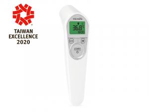 非 接触 体温計 日本 製