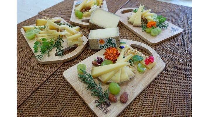 インスタ映えするチーズプラトーの楽しみ方を提案 | コンテ ...