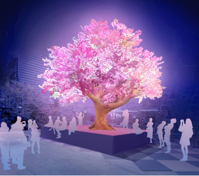 [にぎわいイベント]日本橋 桜フェスティバル2019 ~つながり、広がる日本橋・八重洲・京橋~