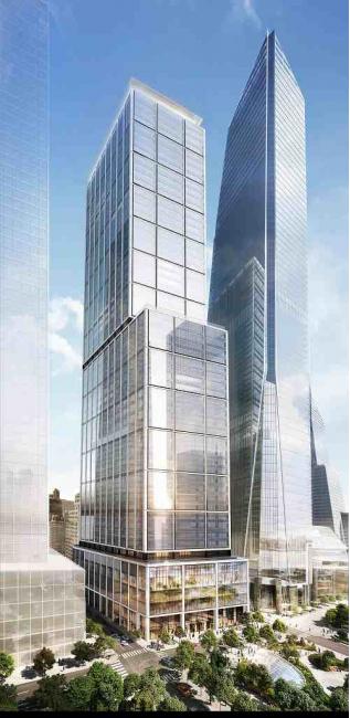 マンハッタン最大級 総額4,000億円超の再開発プロジェクト 「50ハドソンヤード」にフェイスブックの米国東海岸最大拠点が入居決定