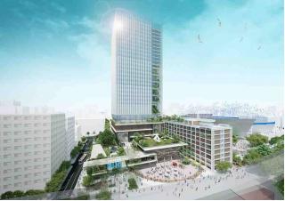 横浜市現市庁舎街区活用事業 基本協定書締結について