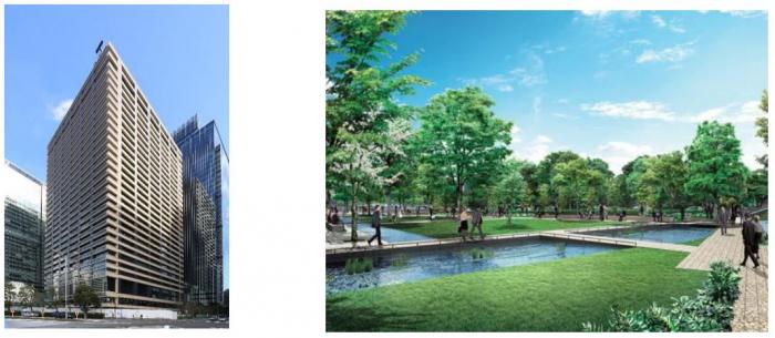 大手町エリア最大規模の複合開発「Otemachi One」が2020年2月23日(日)竣工。商業施設エリア「Otemachi One Avenue」は5月12日(火)グランドオープン決定